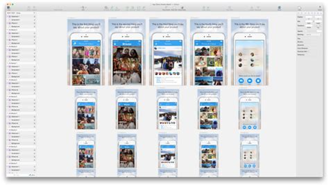 Sketch App Resume Template Sketch To App Store Generate App Store Images For All