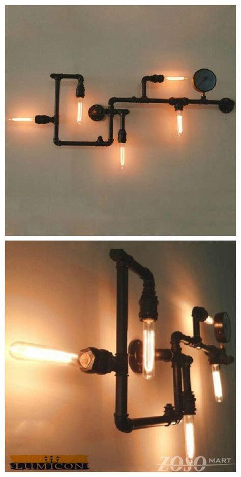 Light Wall Decor by Best 25 Industrial Lighting Ideas On