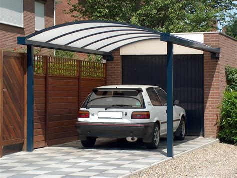 producten carports muurcarport dubbele carport dichte