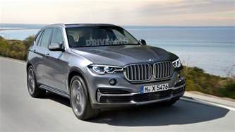 Bmw X5 2018 This Is What The 2018 Bmw X5 Could Look Like