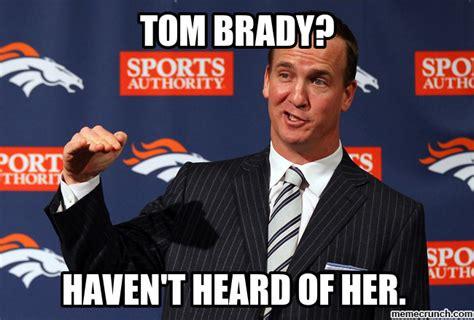 Tom Brady Peyton Manning Meme - tom brady