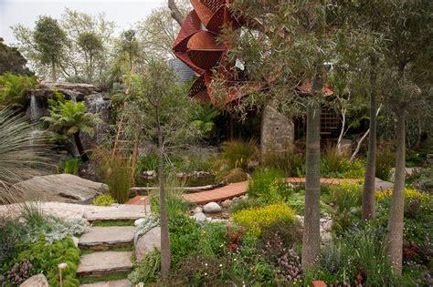 Flemings Gardens trailfinders australian garden presented by flemings shoot