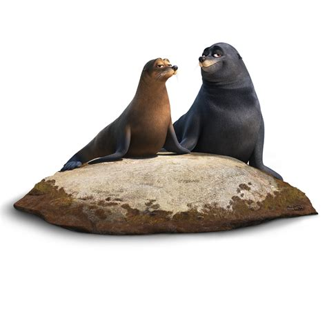 Get Your First Look at New Characters from Finding Dory