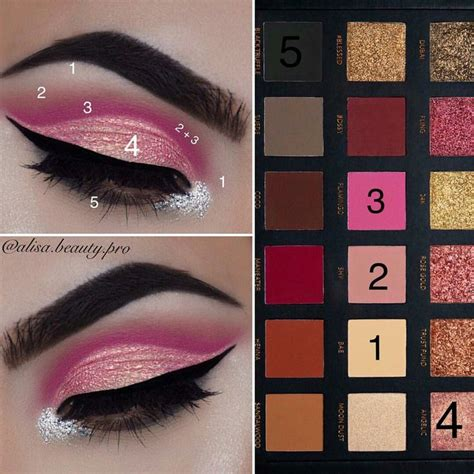 Eyeshadow Huda best 25 huda eyeshadow palette ideas on