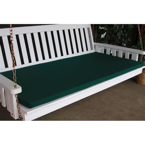 swing bed cushions 5 ft swing bed cushion furniture barn usa