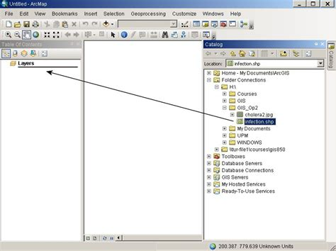 arcmap 10 1 layout view blank 132 738 gis