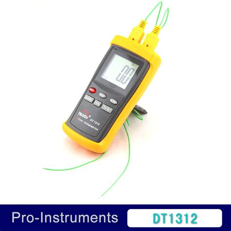 Probe Sensor Thermocouple Probe Digital Temperature K Type 50650 dt1312 digital lcd industrial thermometer thermocouple