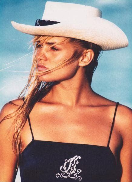 Images Of Yolanda Foster When She Was Young | yolanda foster van den herik modelling nostalgia