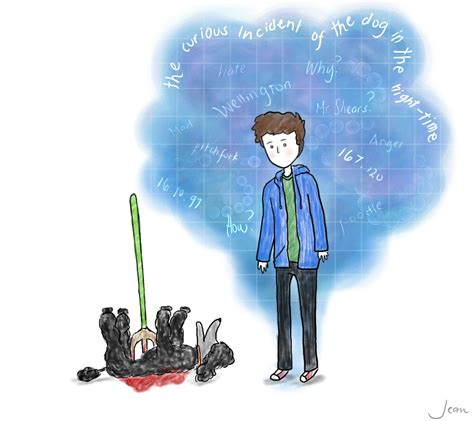 the curious incident of the the curious incident of the in the time by thisisnotjean on deviantart