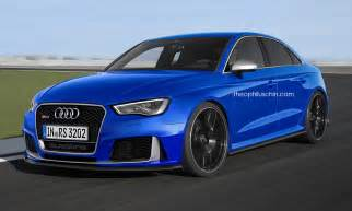 Audi Rs3 Horsepower Boostaddict What The 2016 Us Audi Rs3 Sedan Will Look