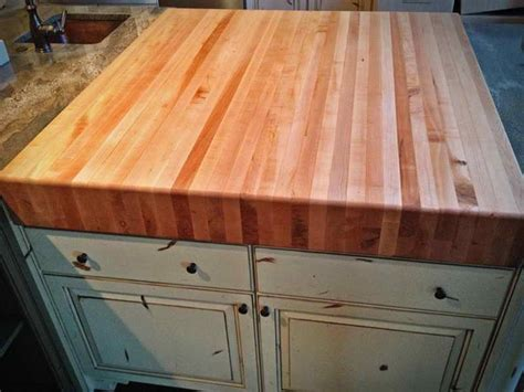 Wood Countertop Cost by Bloombety Cost Of Wood Countertops With Thick Cost Of