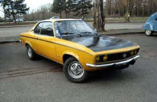 1975 Opel Manta For Sale 1975 Opel Manta Information And Photos Momentcar