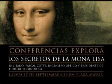 los secretos de la los secretos de la mona lisa con pascal cotte youtube