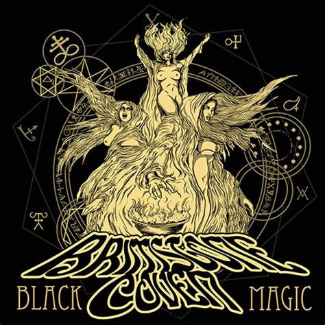black magic review brimstone coven black magic review angry metal