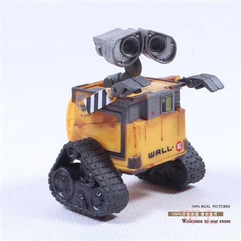 Limited Stock Wall E Figure Set aliexpress buy free shipping wall e robot wall e pvc figure collection model