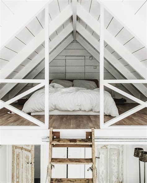 attic loft bedroom see this instagram photo by tifforelie 8 993 likes small spaces pinterest