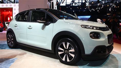 new citroen c3 new citroen c3 aims for comfort and happiness good top gear