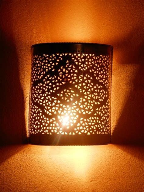 decoration orientale appliques luminaires applique