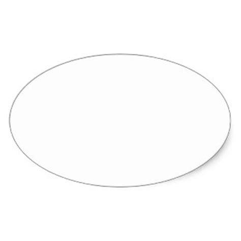 Oval Bumper Sticker Template by Diwali Stickers Zazzle
