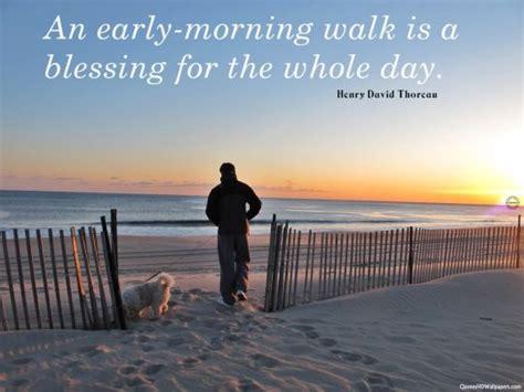 morning walk quotes quotesgram