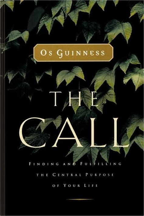 the calling books book review the call by os guiness 9marks