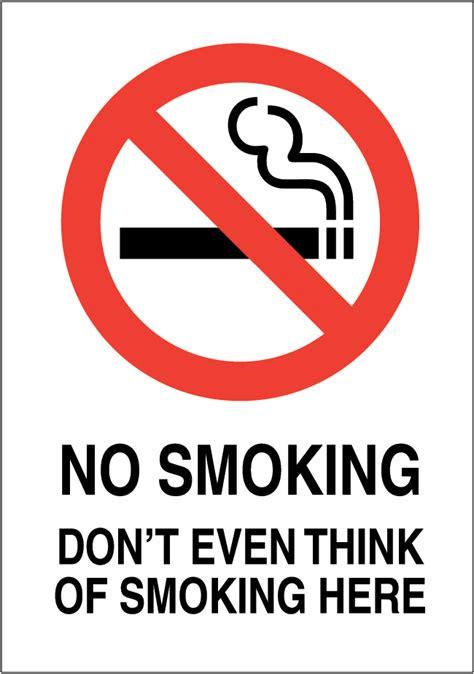 no smoking sign hawaii no smoking don t even think of smoking here sign legal