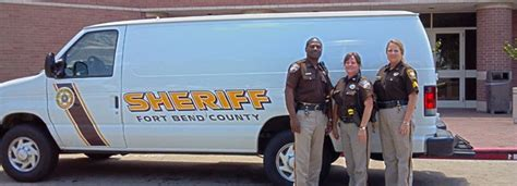 Fort Bend District Court Records Fort Bend County Tx Detention Transportation Unit