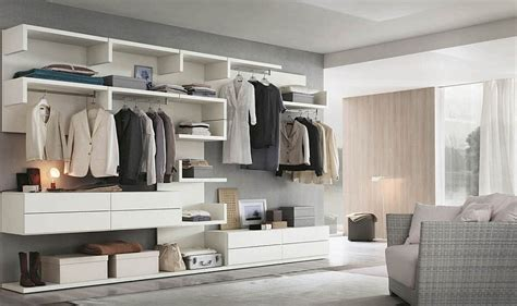 walkabout a walk in 10 stylish open closet ideas for an organized trendy bedroom