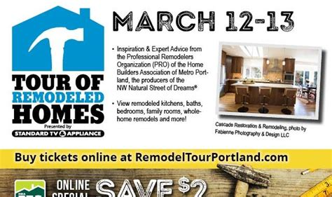 2016 portland tour of remodeled homes parr lumber