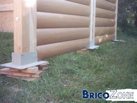 abris 224 bois dalle de b 233 ton ou plots b 233 ton