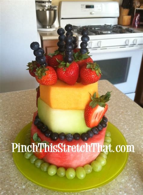 birthday fruit cake archives
