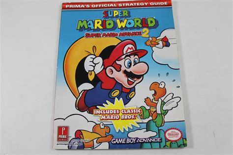 Super Mario World Super Mario Advance 2 Prima Games
