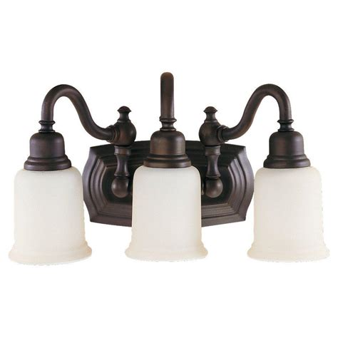 oil rubbed feiss canterbury 3 light oil rubbed bronze vanity light