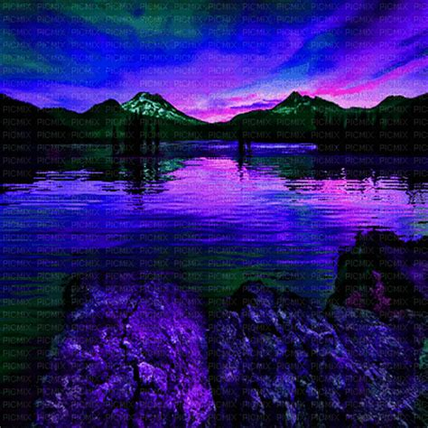 wallpaper live gif beautiful reflections 1a animated ocean sky sea