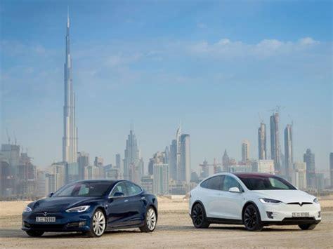 Tesla Dubai Dubai To Buy 200 Tesla Vehicles As Part Of Its Ambitious