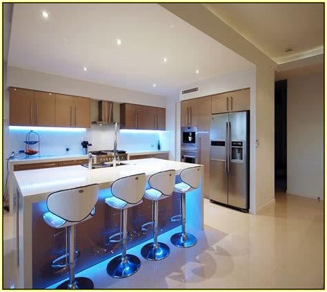 led lighting strips kitchen kitchen home design ideas