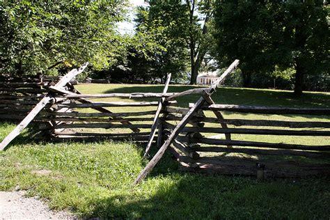 Fence Backyard File Conner Prairie Split Rail Fence Jpg Wikipedia