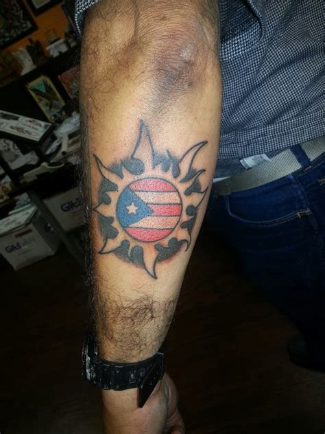 austin tattoo company new done by 3 13 14 flag in the