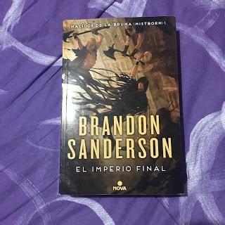 el imperio final mistborn rese 241 a el imperio final de brandon sanderson paperblog