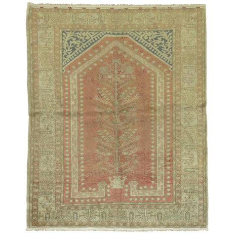 Turkish Prayer Rugs by Turkish Sivas Prayer Rug For Sale At 1stdibs