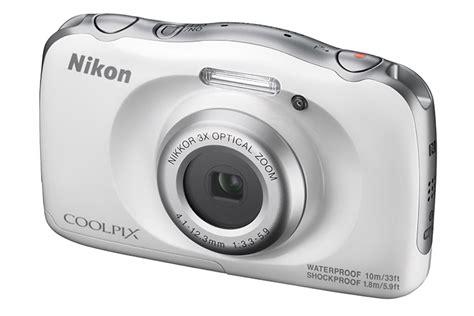 Kamera Nikon W100 coolpix w100 wasserdichte und stossfeste urlaubskamera