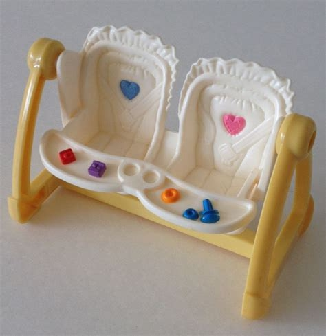 Fisher Price Doll High Chair by Nursery Baby Doll Swing High Chair Fisher Price