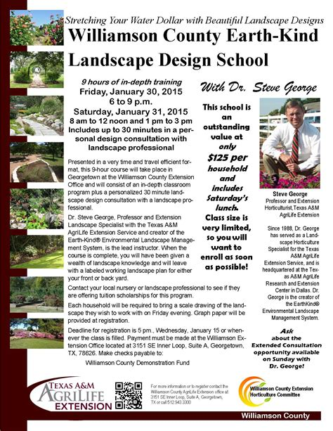 Williamson County School Calendar Upcoming Events Williamson County Earth Landscape