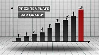 excel graph templates bar and line infographic diagram prezi templates prezibase
