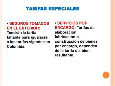 tarifas del iva vigentes en colombia en 2016 iva contabilidad