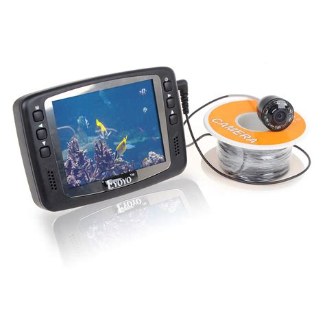 Free Finders Free Shipping Eyoyo Original 1000tvl Underwater Fishing Fish Finder