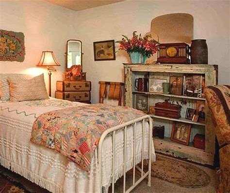 Vintage Bedrooms by Decorating Theme Bedrooms Maries Manor