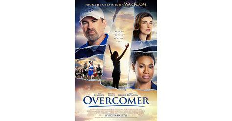 overcomer delivers  rare  cinemascore