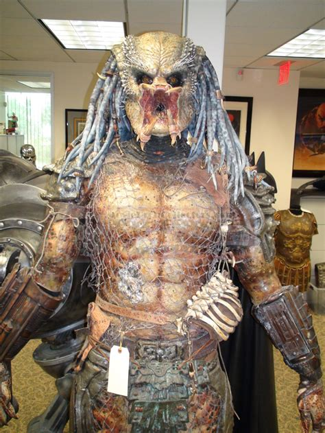 Get Your Own Predator Costume by If You Could Own One Prop From Any Neogaf