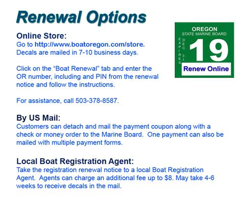 oregon boat registration oregon marine board news via flashalert net